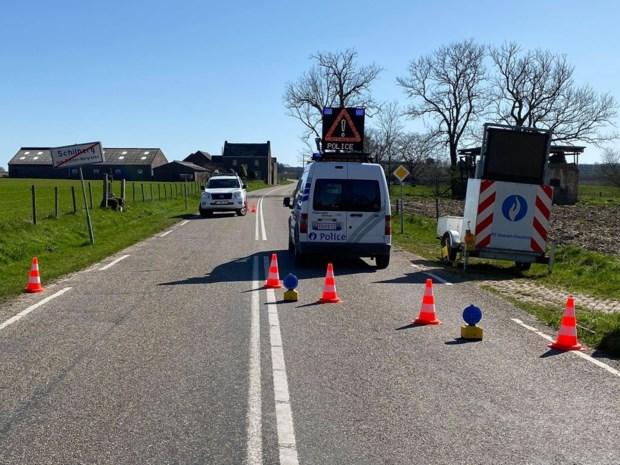 Nederlander probeert onder invloed van heroïne de grens over te steken