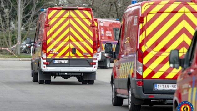 Defensie vervoert Limburgse coronapatiënten met militaire ambulances tot in Oost-Vlaanderen