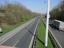 Nog weinig verkeer op de E 314
