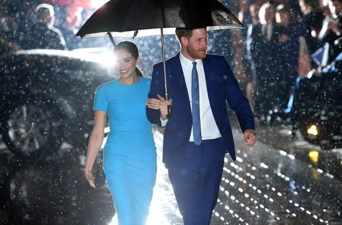 Harry en Meghan plaatsen afscheidspost op koninklijke Instagramaccount