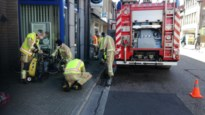 Vrouw loopt brandwonden op aan frietketel