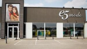 Belgische kledingketen e5 mode vraagt bescherming tegen schuldeisers