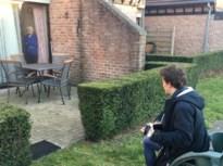 Dave fleurt bewoners woonzorgcentrum op met streepje muziek