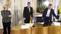 """Jambon over stemming EU-fonds: """"Beter moeten doorspreken in de regering"""""""