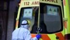 123 nieuwe overlijdens in ons land, 560 extra opnames in het ziekenhuis