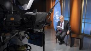 "VN-secretaris Guterres: ""Coronavirus is ergste wereldcrisis sinds WOII"""