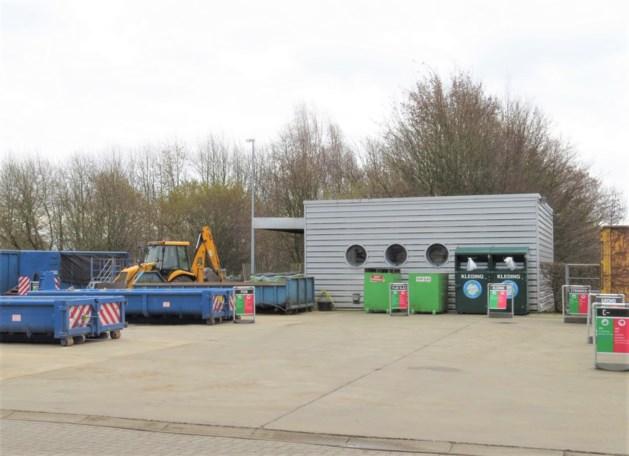 Recyclagepark opnieuw open vanaf 7 april