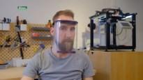 Bilzenaren 3D-printen zelf gelaatsmaskers voor medisch personeel