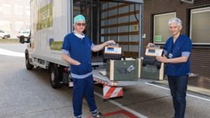 Jessa Ziekenhuis haalt twee beademingstoestellen bij Defensie