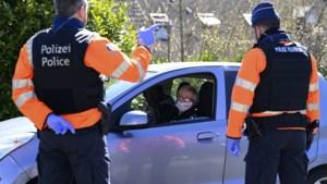 Politie dient stakingsaanzegging in uit onvrede over gebrek aan mondmaskers
