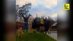 Jasper Philipsen maakt eigen intro voor 'Thuis'-soap