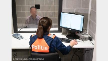 Politie LRH heeft voor verdachten verhoorlokaal met doorzichtige scheidingswand