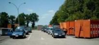 Op afspraak en om de andere dag: strenge regels in deze containerparken
