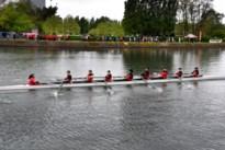 Ook regatta valt in het water