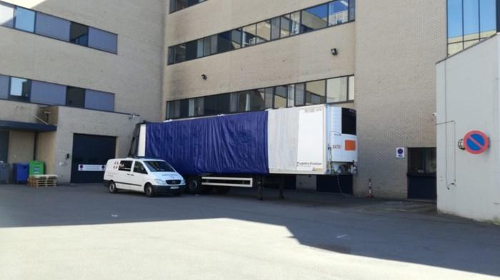 Koelwagen aan Mariaziekenhuis kan worden ingeschakeld als mobiel mortuarium