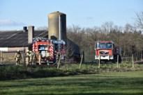 Werkplaats met inboedel uitgebrand