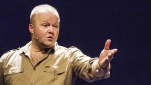 Steven Goegebeur trakteert zorgverleners op 1.000 tickets voor zijn show