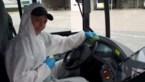 Leerling Don Bosco Helchteren helpt bussen ontsmetten