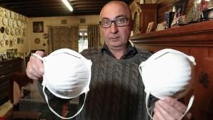 De man die stock van 63 miljoen verdwenen mondmaskers beheerde, doet zijn verhaal