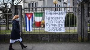 Cuba stuurt massaal zijn dokters en materiaal naar het buitenland