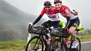 Tim Wellens verdedigt Limburgse eer in Ronde op rollen
