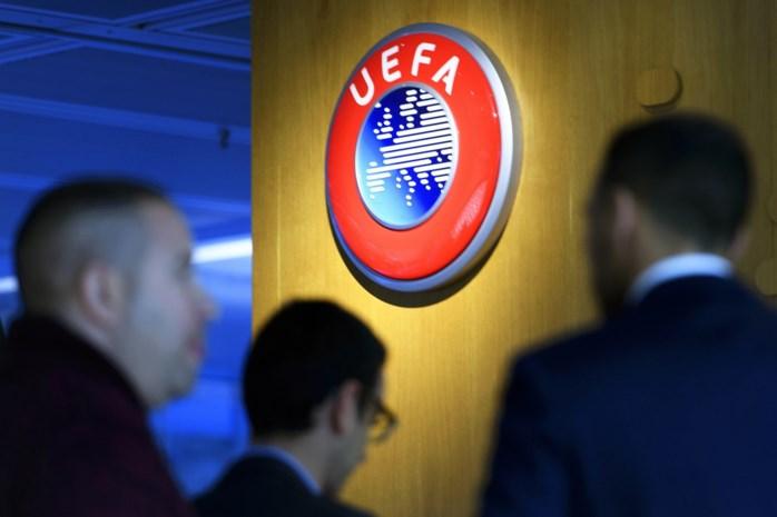 """Corona verstoort alles, maar UEFA kijkt vooruit: """"We hebben een plan A, B én C"""""""