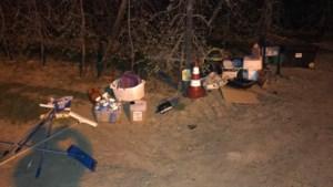 Sluikstorters dumpen afval in Lummen en Sint-Truiden