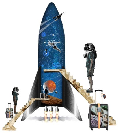 De Toekomst van Alles: verruim je horizon met razend interessante toekomstverhalen