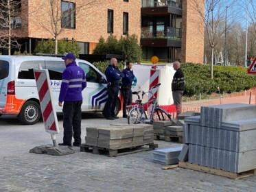 Bromfietser onwel geworden en overleden in Sint-Truiden