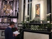 Hasseltse paasvieringen in coronatijd op tv en online