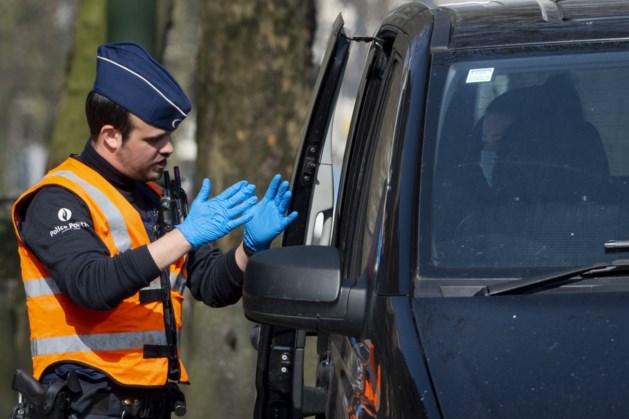 Politie krijgt tienduizenden mondmaskers, staking is van de baan