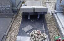 Vandalen duwen grafstenen om op kerkhof in Dilsen