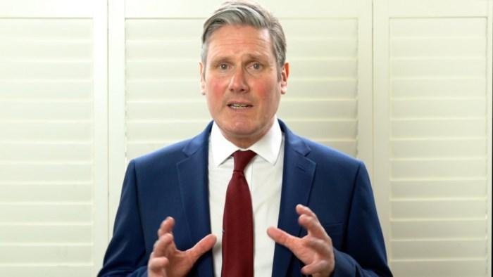Nieuwe leider moet Labour weer naar boven stuwen