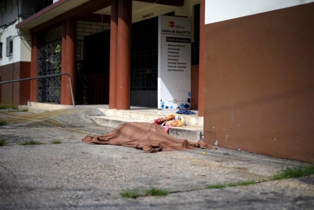 Coronavirus teistert ook Ecuador: overledenen liggen dagenlang op straat