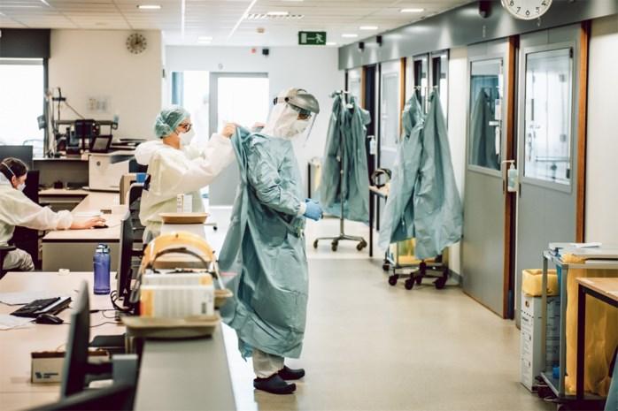 Zes nieuwe sterfgevallen in Limburg: druk op grootste ziekenhuizen neemt toe