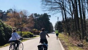 Twee fietsers gewond na botsing in Koersel