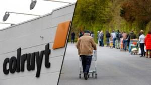 Colruyt werkt aan regeling voor personeel na overlijden besmette winkelbediende