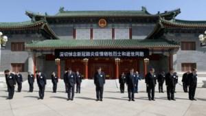 "Mea culpa van Frans tv-station na ""misplaatste opmerking"" tijdens Chinees eerbetoon"