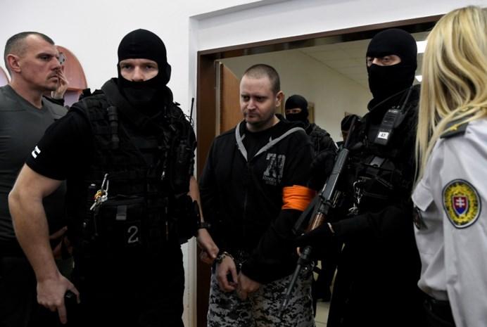 Ex-soldaat krijgt 23 jaar cel voor dubbele moord op Slovaakse journalist en partner