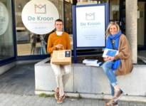 Tien tablets voor patiënten in schakelzorgcentrum De Kroon
