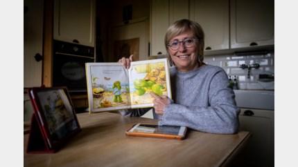 Tante Els leest verhaaltjes voor