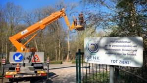Genk organiseert livestream voor wachtrijen aan Genkse recyclageparken