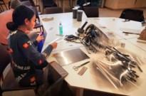 Atlas maakt zesduizend beschermende maskers