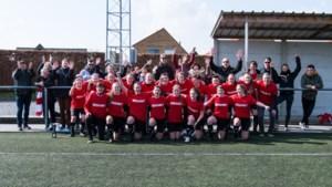 Dames FC Alken naar nationale reeksen