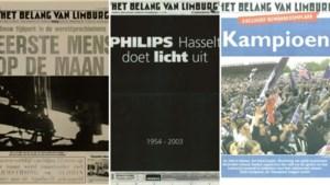 140 jaar HBvL: herbeleef de rijke geschiedenis van uw krant