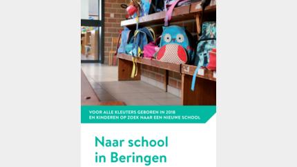 Naar school met kleuters van 2018