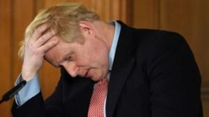 Britse premier Boris Johnson blijft op intensieve zorgen