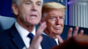Topadviseur Witte Huis waarschuwde VS al in januari voor coronavirus