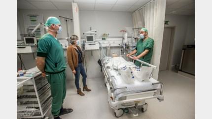 ZOL schoolt 70 artsen om tot coronaverplegers