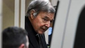 """Australische kardinaal vrijgesproken voor misbruik van koorknapen: """"Zware fout rechtgezet"""""""